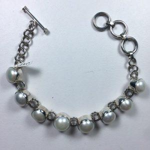 pulsera de perla